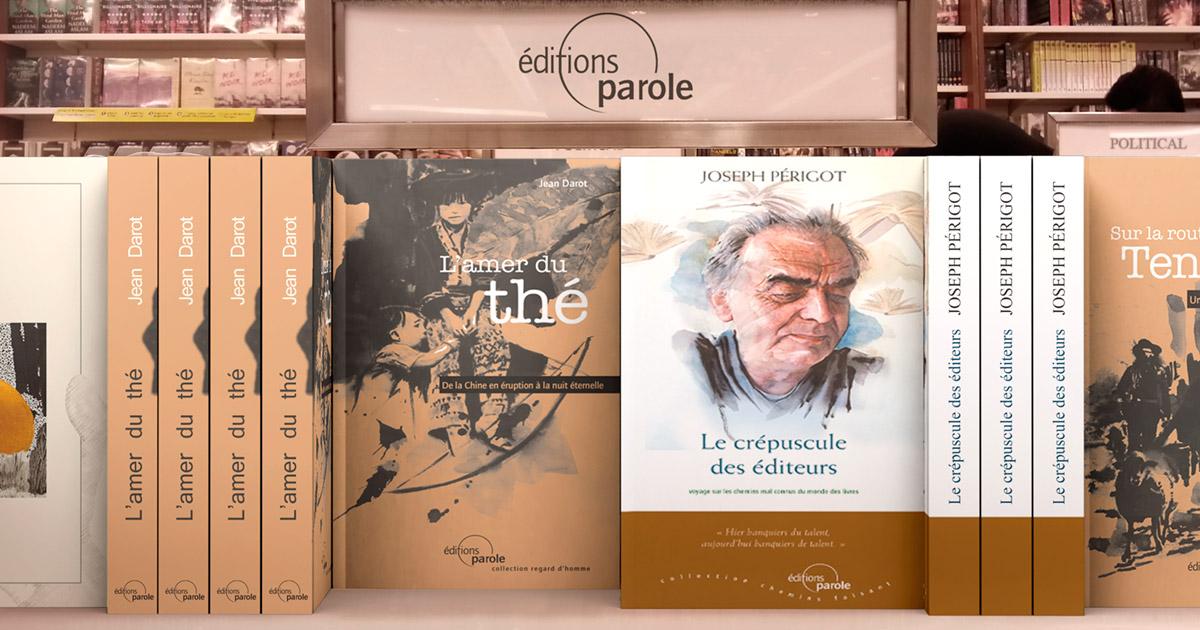 editions parole
